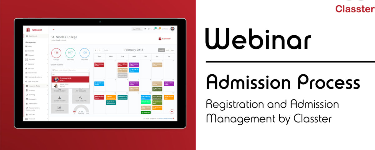 classter webinar admission process2
