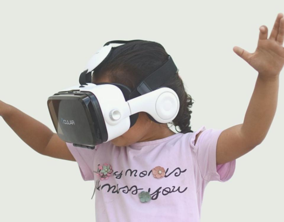 VR-Technology- Education